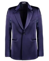 Фиолетовый пиджак