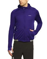 Фиолетовый худи
