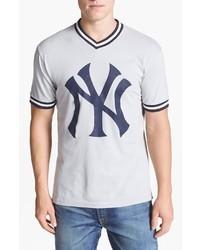 футболка с v образным вырезом с принтом original 4027710