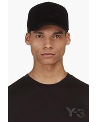 Мужская черная бейсболка от Neil Barrett