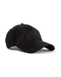 Женская черная бейсболка от Rag & Bone