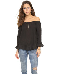 черная блузка original 11349352
