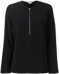 Черная блузка от Stella McCartney