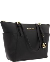 Черная большая сумка