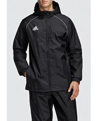 Мужская черная ветровка от adidas