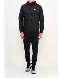 15823536 Мужская черная ветровка от Nike, 5 890 руб.   Lamoda   Лукастик
