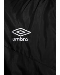 Мужская черная ветровка от Umbro