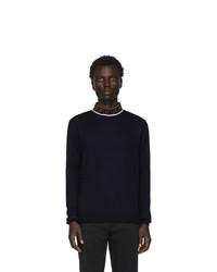 Мужская черная водолазка от Fendi