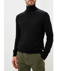 Мужская черная водолазка от Michael Kors
