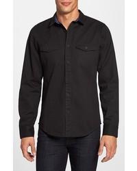 черная джинсовая рубашка original 2768631