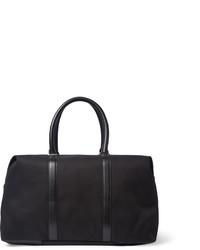 Мужская черная дорожная сумка из плотной ткани от Paul Smith