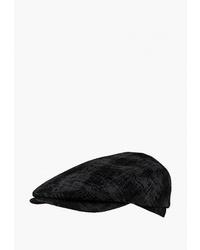 Мужская черная кепка от Denkor
