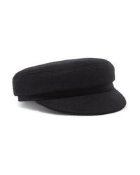 Женская черная кепка от Isabel Marant