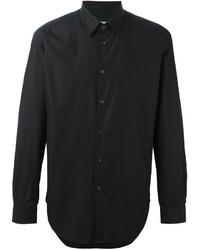 Мужская черная классическая рубашка от Vivienne Westwood