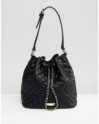 a993994ff0d1 Купить женскую кожаную стеганую сумку-мешок - модные модели сумок ...