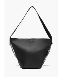 Черная кожаная сумка-мешок от Nothing but Love