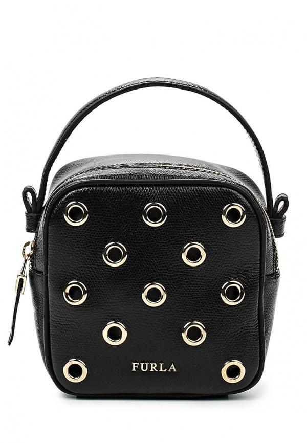 Сумка через плечо Furla 820676 black Италия, черного