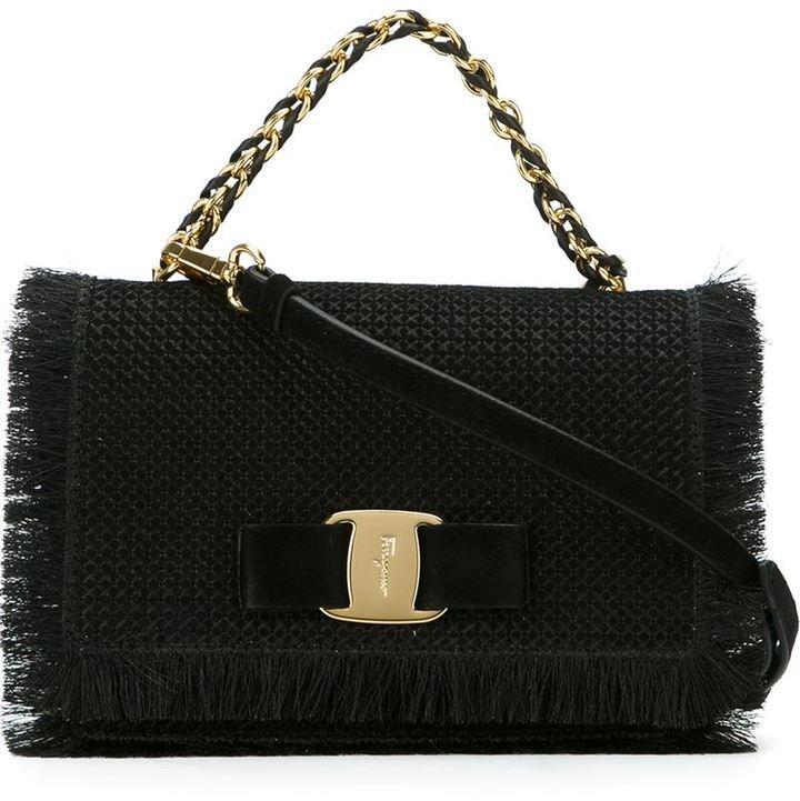 Купить мужские кожаные сумки Salvatore Ferragamo интернет