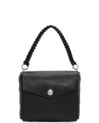 Черная кожаная сумочка от Rag and Bone
