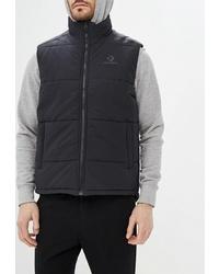 Мужская черная куртка без рукавов от Converse