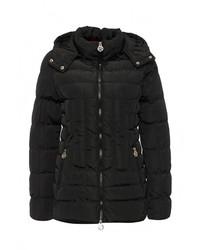 Женская черная куртка-пуховик от Adrixx