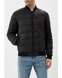 Мужская черная куртка-пуховик от Celio