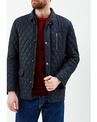 Мужская черная куртка-пуховик от CUDGI