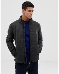 Мужская черная куртка-пуховик от Esprit
