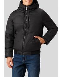 Мужская черная куртка-пуховик от FiNN FLARE
