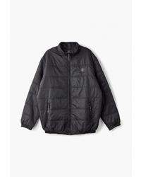 Мужская черная куртка-пуховик от Galion