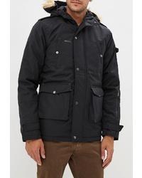 Мужская черная куртка-пуховик от Hopenlife