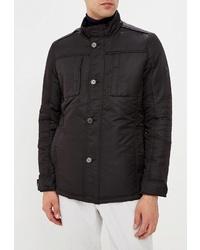 Мужская черная куртка-пуховик от Jorg Weber