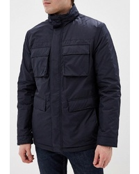 Мужская черная куртка-пуховик от O'stin