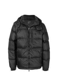 Мужская черная куртка-пуховик от Polo Ralph Lauren