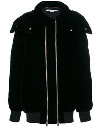Женская черная куртка-пуховик от Stella McCartney