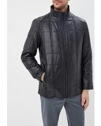 Мужская черная куртка-пуховик от Tais
