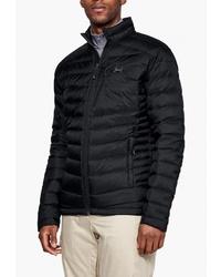 Мужская черная куртка-пуховик от Under Armour