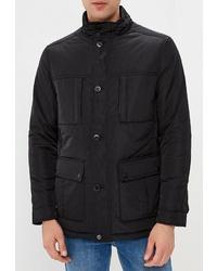 Мужская черная куртка-пуховик от Urban fashion for men