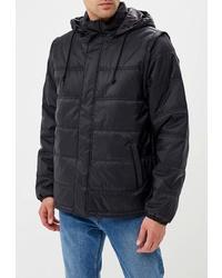 Мужская черная куртка-пуховик от Vans