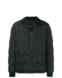 Мужская черная куртка-пуховик от Z Zegna