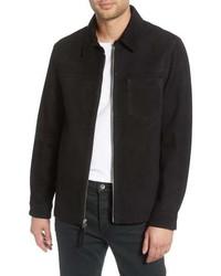 Черная куртка харрингтон