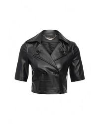 Женская черная куртка от Love Republic