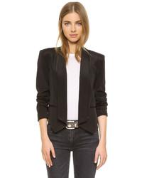 Женская черная куртка от Rebecca Minkoff