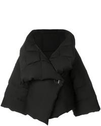 Женская черная куртка от Salvatore Ferragamo