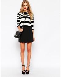 Черная мини-юбка от Asos