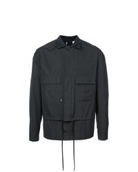 Черная полевая куртка от Oamc