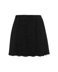 Черная пышная юбка от Junarose