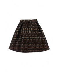 Черная пышная юбка от LAMANIA