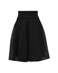 Черная пышная юбка от Pinko