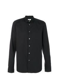 Мужская черная рубашка с длинным рукавом от Ps By Paul Smith